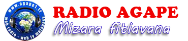logo radio agape france