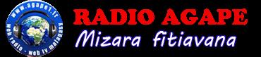 logo radio agape france